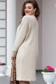 Платье Vittoria Queen 14803 бежевый