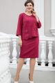 Платье Vittoria Queen 14533 бордо