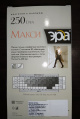 Колготки Эра Макси-250 черный