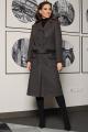 Женский костюм Мода Юрс 2511 серый