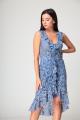 Платье Арита-Denissa 1149 голубой