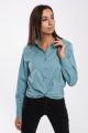 Блуза Madech 212288 голубой-тиффани