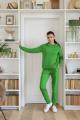 Спортивный костюм LadisLine 1386 зелень