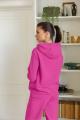 Спортивный костюм LadisLine 1386 фуксия