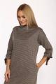 Платье Danaida 2070 бежево-коричневый