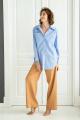 Рубашка Ivera 5023 голубой