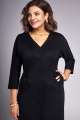 Платье IVA 1320 черный