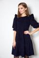 Платье STEFANY 813b темно-синий