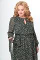 Платье Кэтисбел 1543 хаки_фон