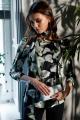 Блуза Nelva 21670 цветочный_принт