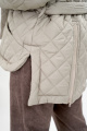Куртка GRATTO 7112 светло-серый