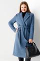 Пальто Панда 61170z синий