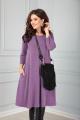 Платье Anastasia 495 лаванда