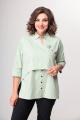 Блуза Danaida 2009 мятный