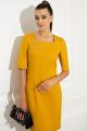 Платье Samnari Т145 горчица