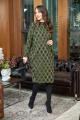 Платье Anastasia 725 горчица