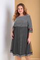 Платье Moda Versal П2115 серебро