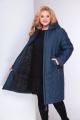 Пальто Shetti 2027 синий