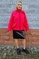 Куртка Shymoda 295-21 красный