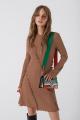 Платье PiRS 3438 бежевый
