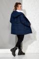 Куртка Beautiful&Free 4074 черничный