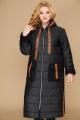 Пальто Svetlana-Style 1460 черный-матовый