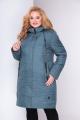 Пальто Shetti 2025 ментол