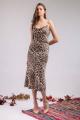 Платье TSURAN DR3DLEO лео_принт