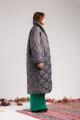 Пальто TSURAN COAT-VOLNY-GR серый
