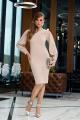 Платье Diva 1357-4 беж