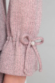 Платье Basagor 445 розовый