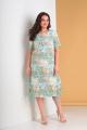 Платье Moda Versal П1958 бирюза
