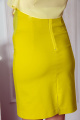Юбка Lucky mum 1099 лимон