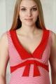 Платье Lucky mum 1120 красный