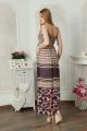 Платье Lucky mum 1125 фиолет