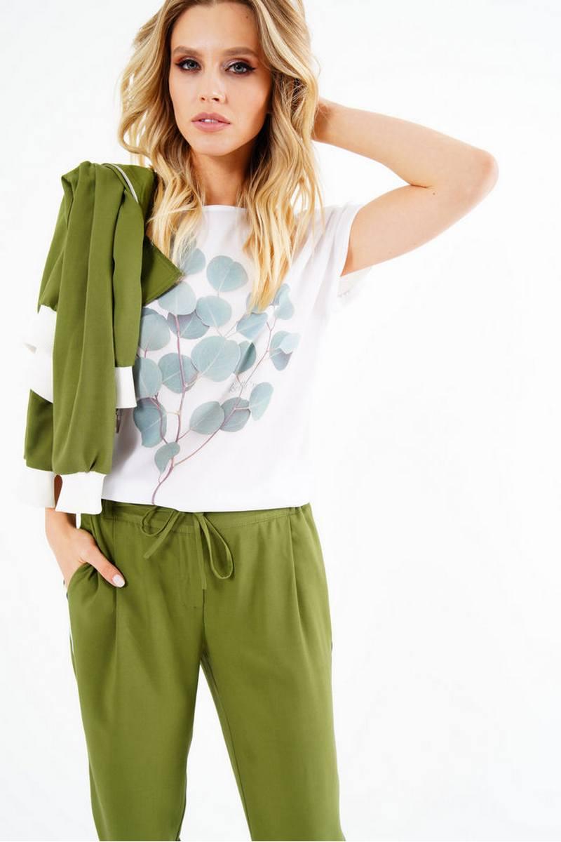 блуза, бомбер, брюки AIRIN Артикул: 1677