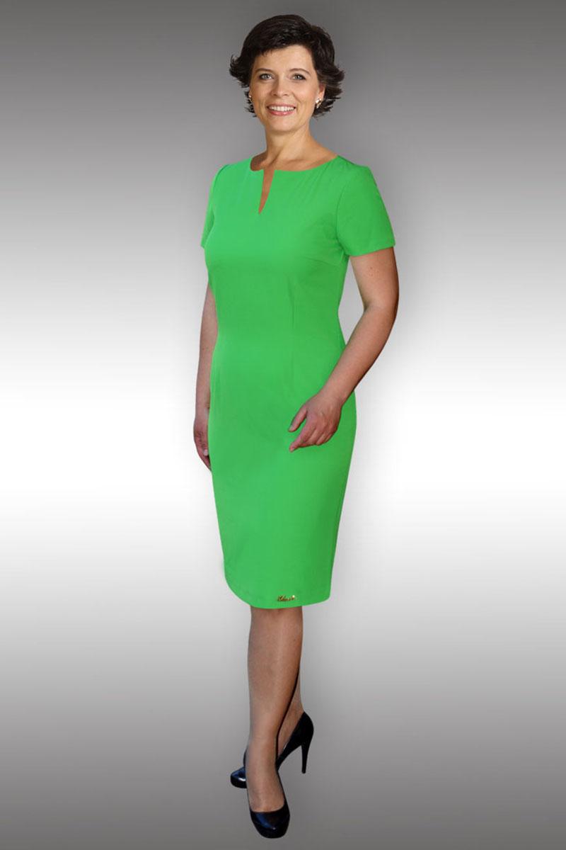 платье Таир-Гранд 6523 зеленый