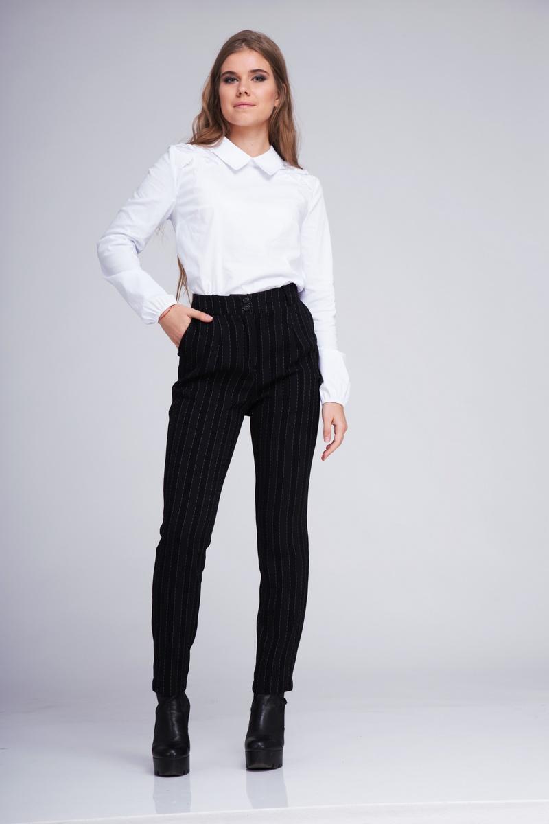 брюки AMORI 5017 полоска