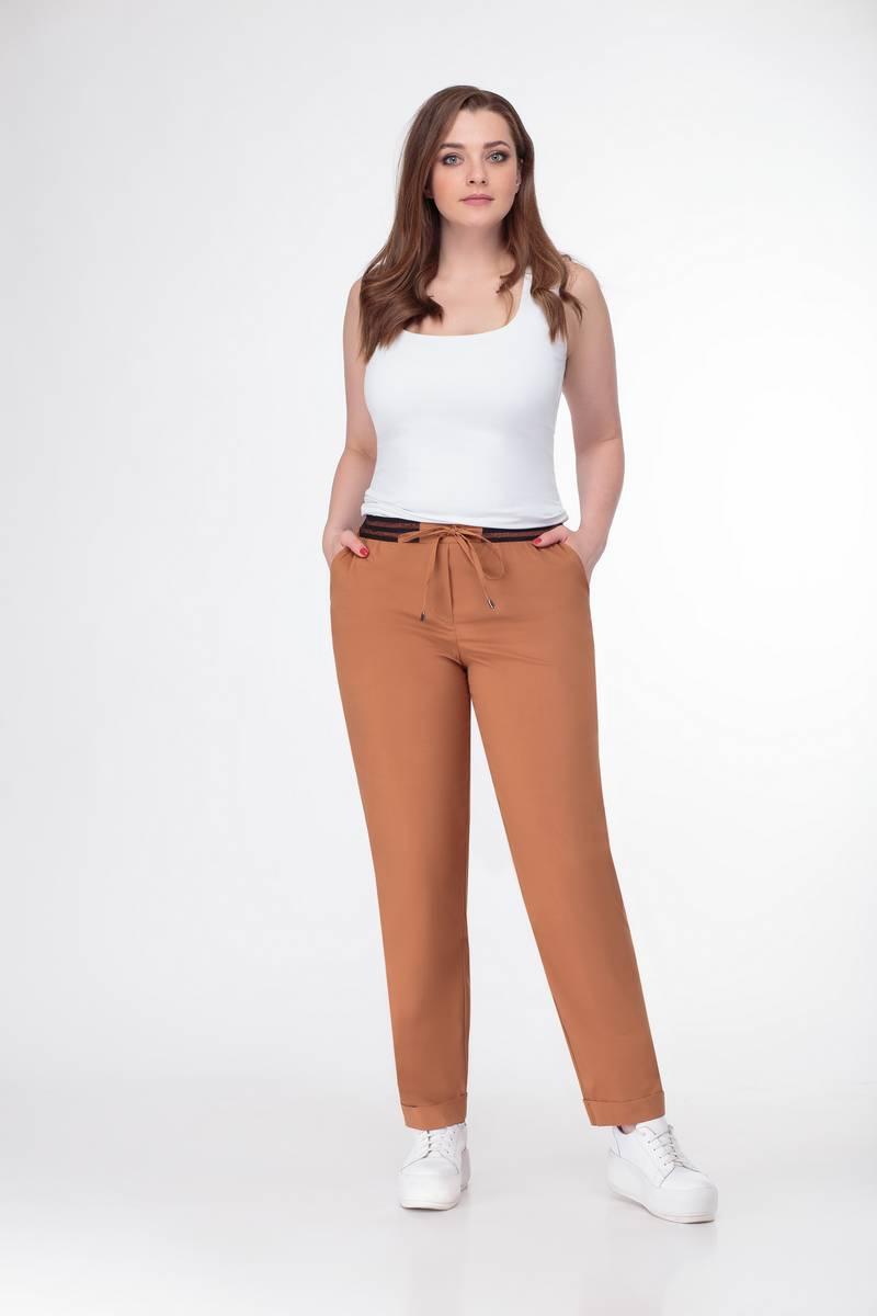 брюки Gold Style 2315 рыжий