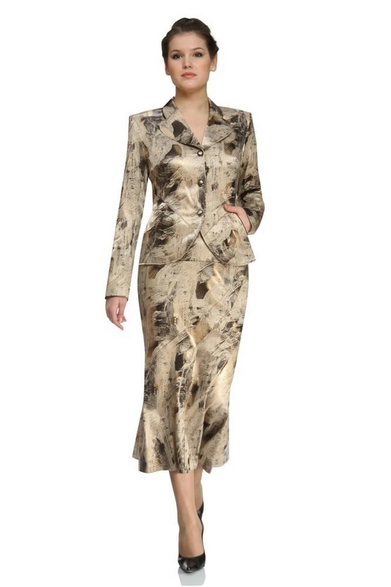 жакет,  юбка Classic Moda 038