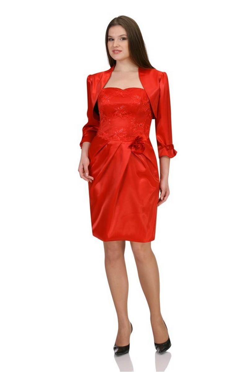 жакет,  платье Classic Moda 269