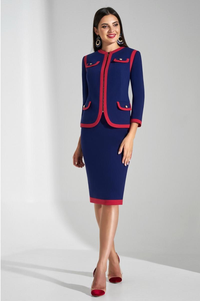 жакет,  юбка Lissana 3767
