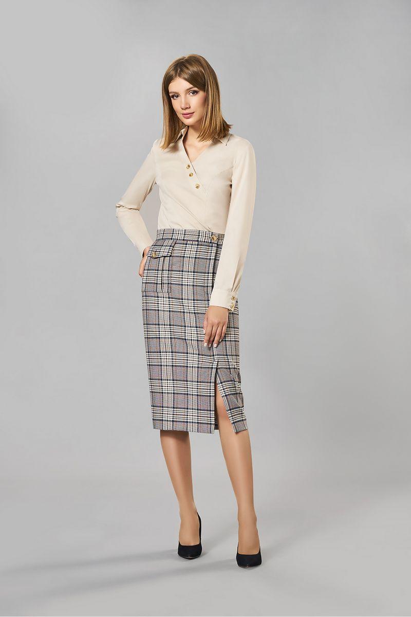 блуза,  юбка Арита-Denissa 1253