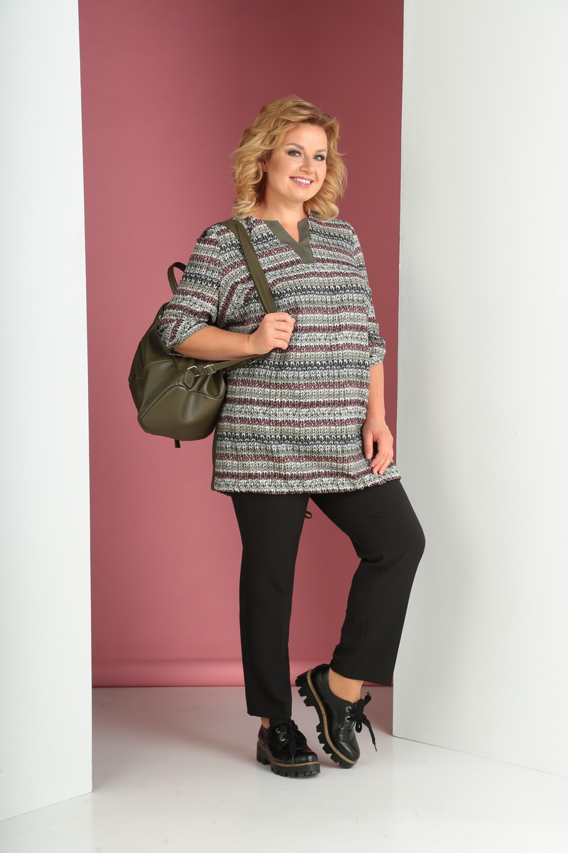 блуза,  брюки Algranda by Новелла Шарм А3332