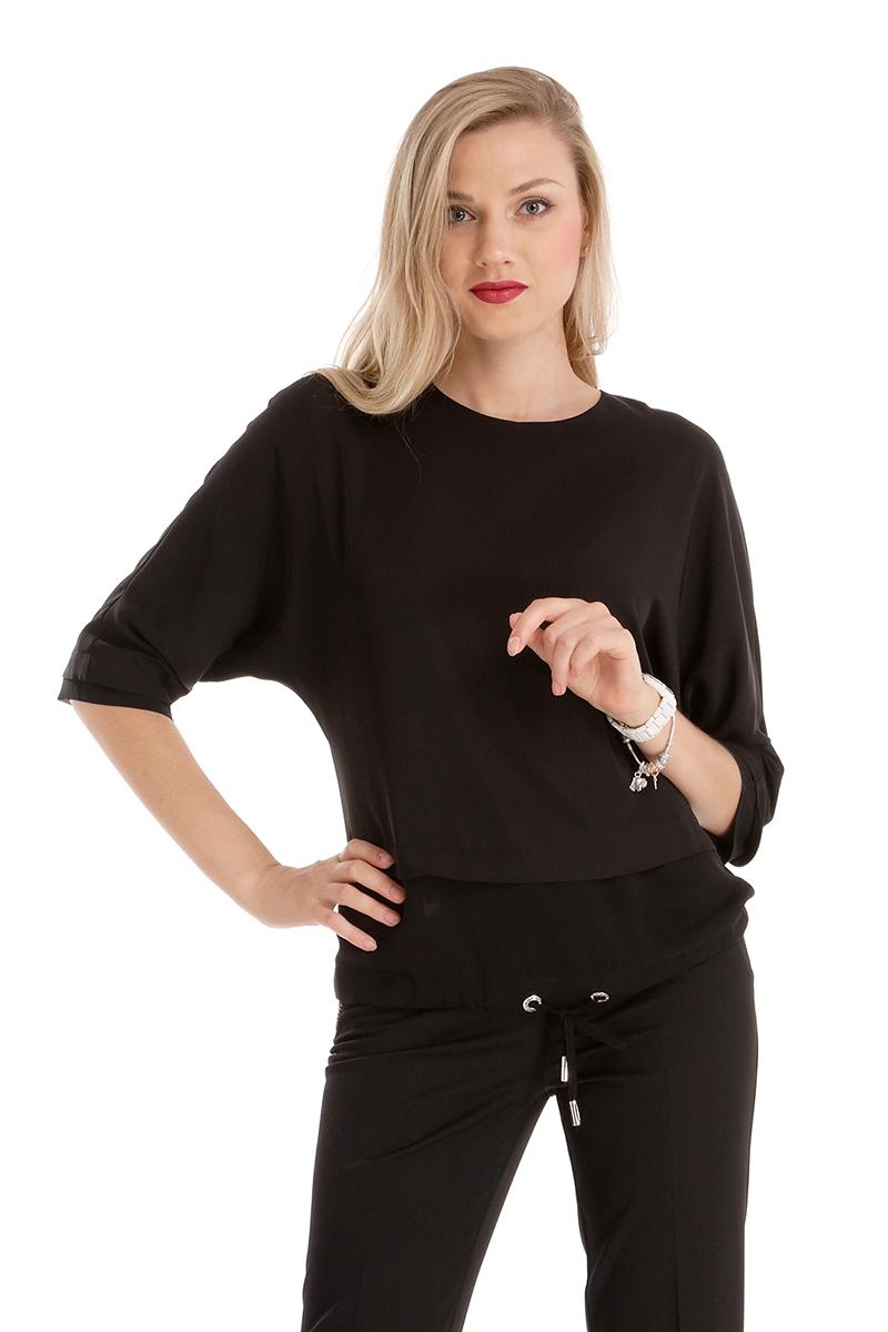 блуза IUKONA 3025 черный