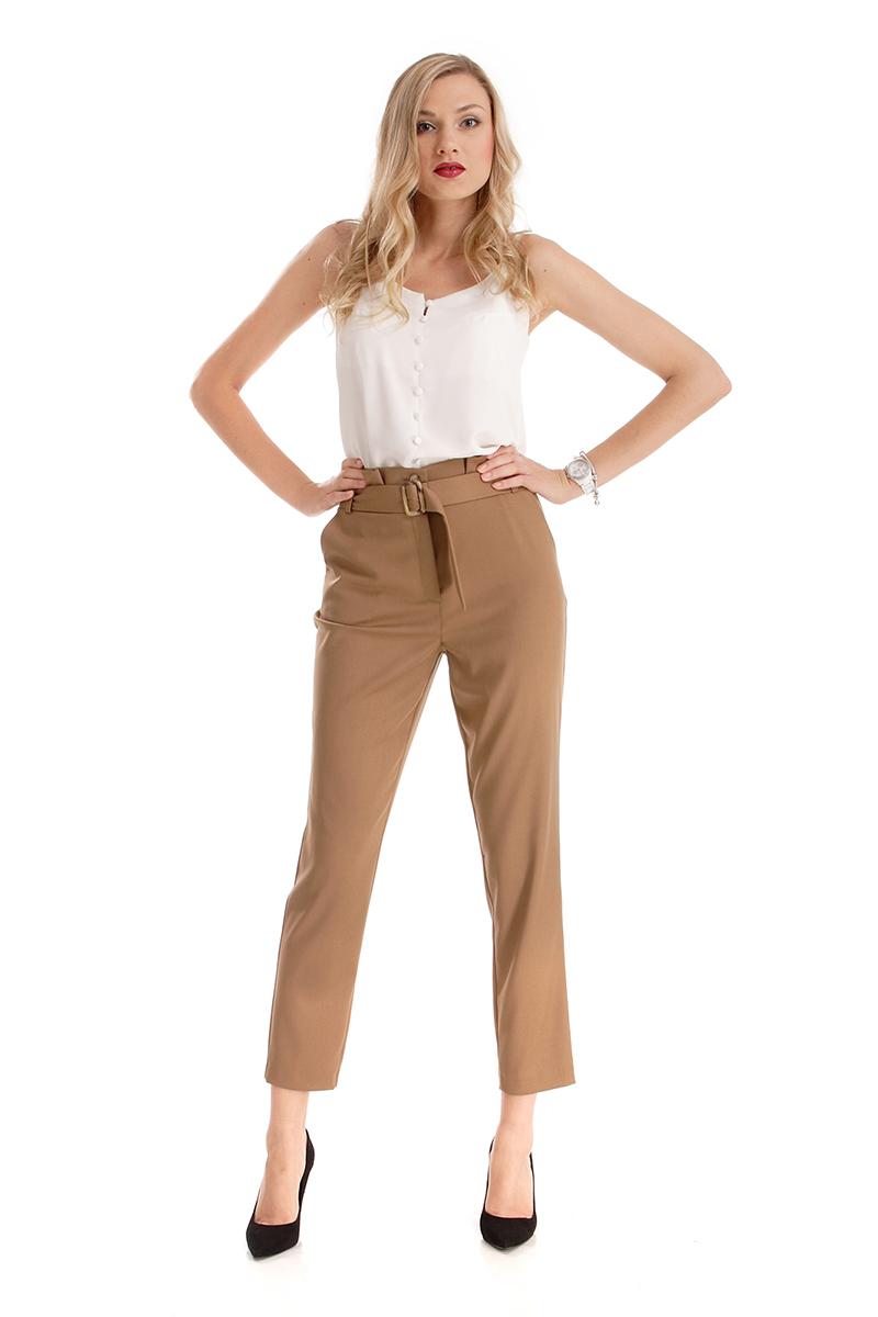 брюки IUKONA 1003 светло-коричневый