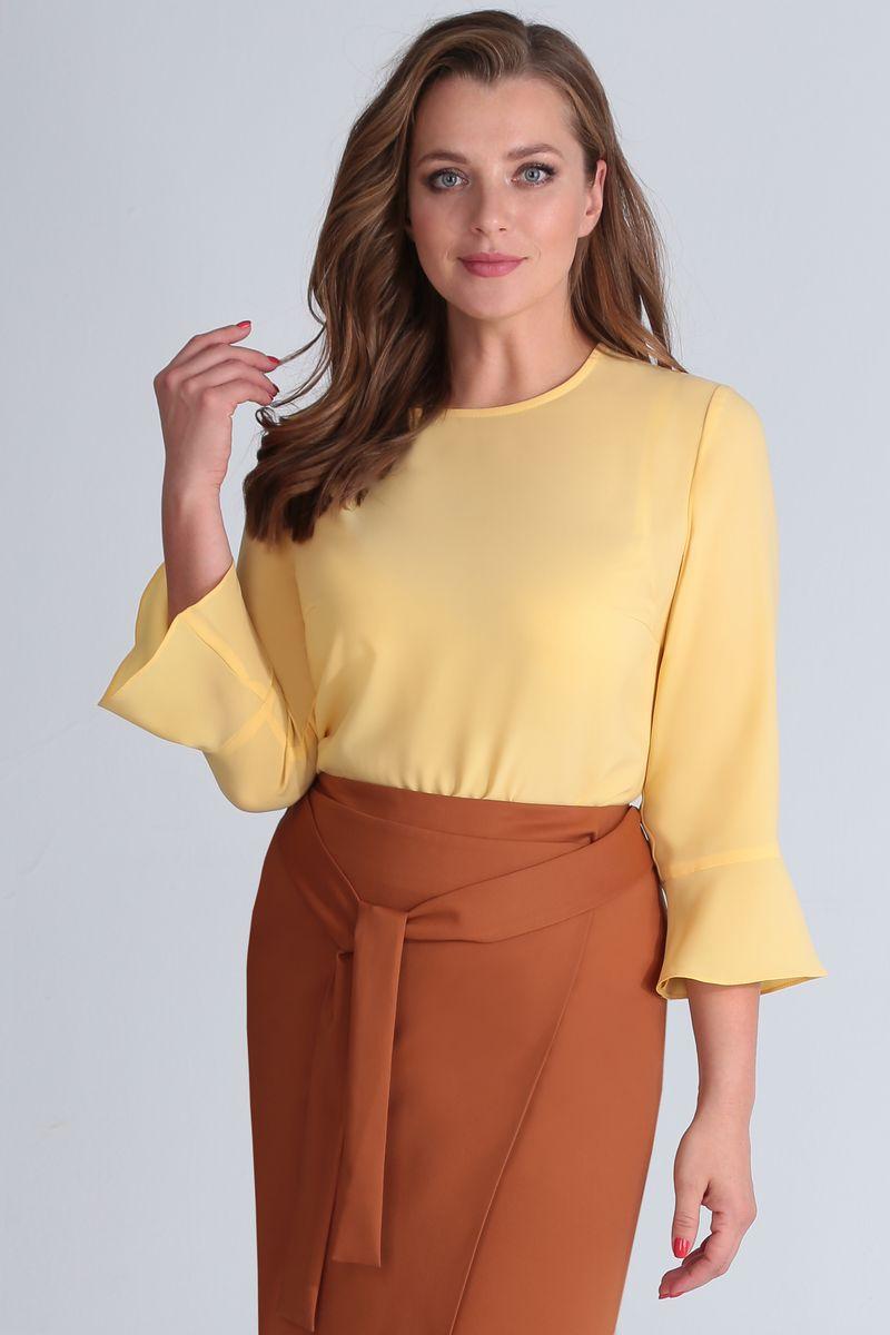 блуза Golden Valley 26418 желтый