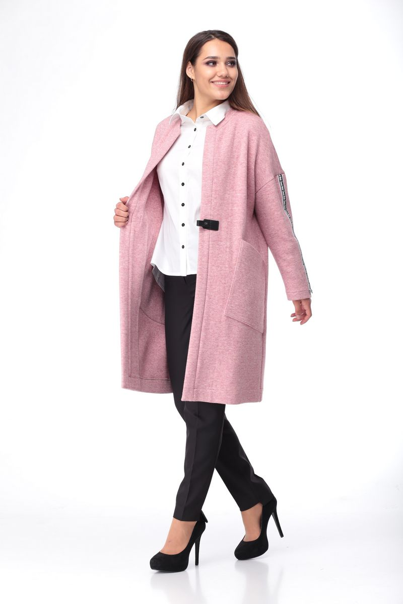 кардиган Bonna Image 470 розовый