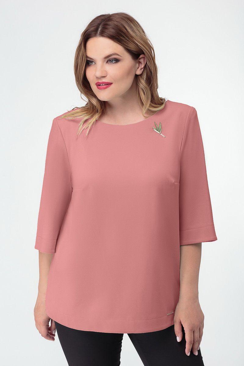блуза DaLi 3152 розовый