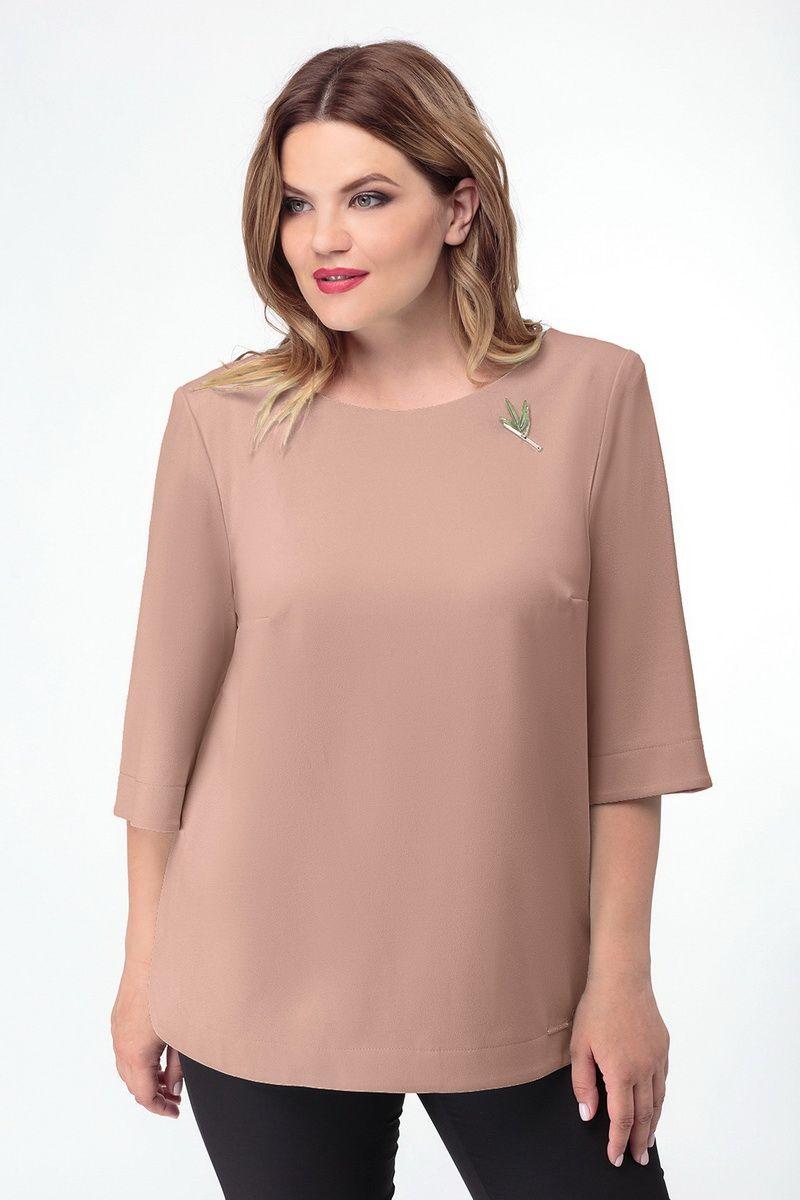 блуза DaLi 3152 лиловый